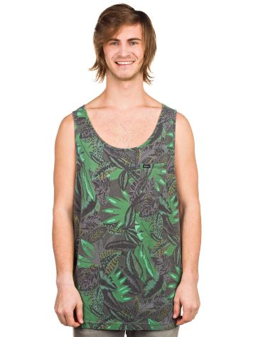 RVCA Jungle Leaves Tank Top