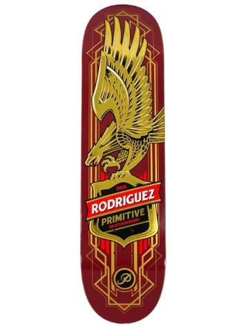 "Primitive Eagle Red 8.0"" Deck"