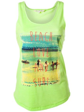 Billabong Beach & Love Tank Top