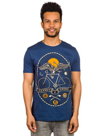 Element Bird On Bike T-Shirt