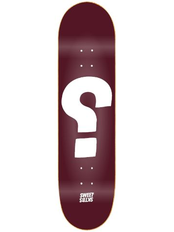 "SWEET SKTBS Yestion 8.125"" Deck"