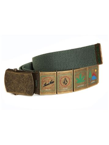 Volcom Demerit Web Belt