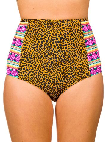 Volcom Native Tracks Hwaist Bikini Bottom