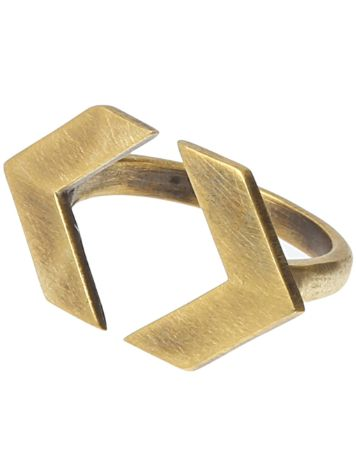 Epic Arrow Small Twin Ring