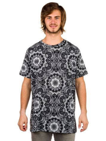 Abandon Ship Mandala T-Shirt
