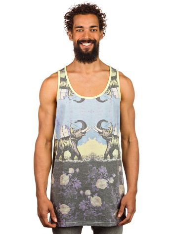 Neff World Travelers Tank Top