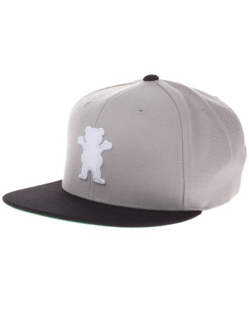Grizzly OG Bear Snapback Cap