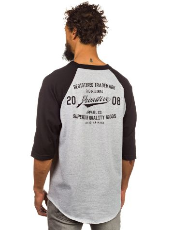 Primitive Registered Raglan T-Shirt LS