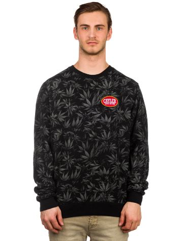 Cayler & Sons Blunted Crewneck Sweater