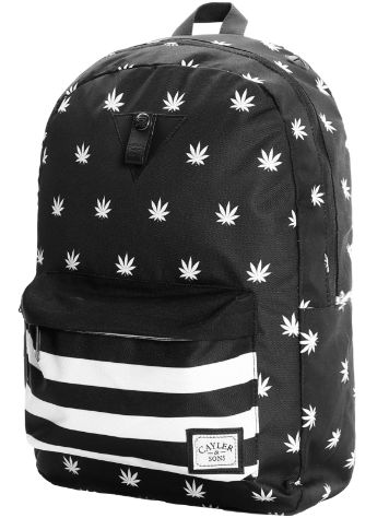 Cayler & Sons Budz n Stripes Downtown Backpack