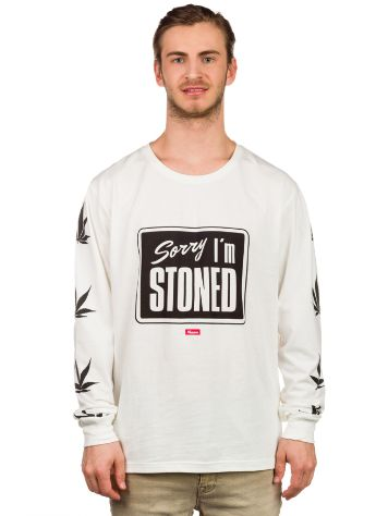 Kream Sorry I'm Stoned T-Shirt LS