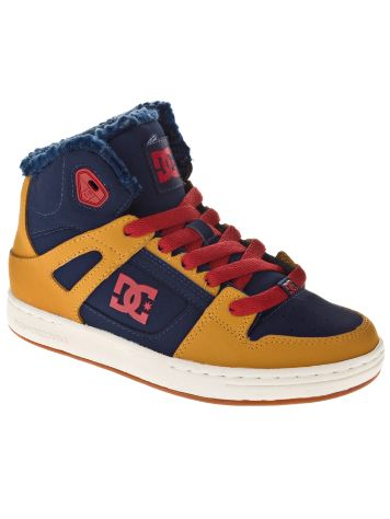 DC Rebound WNT Skateshoes Boys