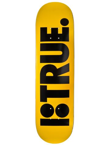 "Plan B Team True 8.0"" Deck"