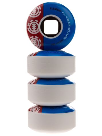 Element Section 54mm Wheels Blu