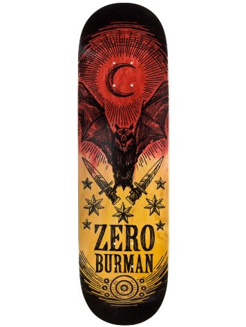 "Zero Burman Deliverance Series R7 8.5"" Deck"