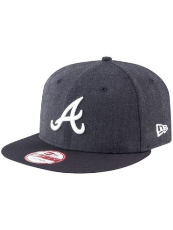 New Era Fresh Snap Atlanta Braves Cap