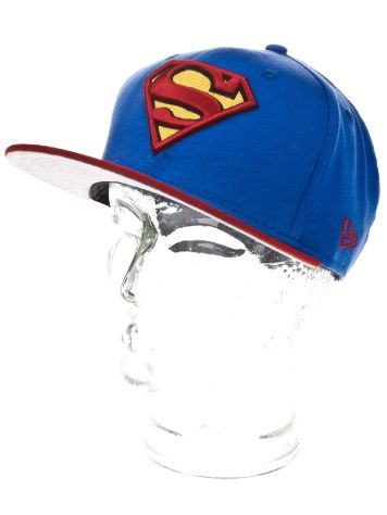 New Era Character Block Superman Cap