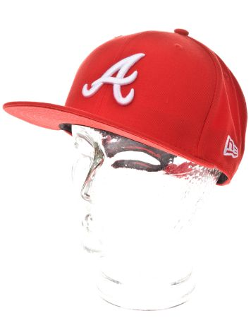 New Era League Basic Altanta Braves Cap