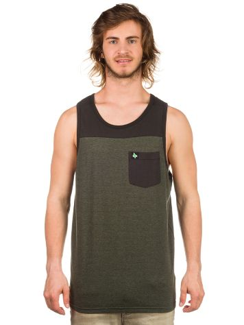 Hippy Tree Splinter Tank Top