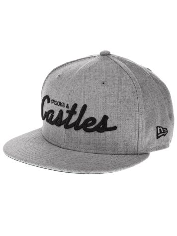 Crooks & Castles Team Crooks Fitted Cap