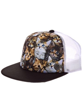 A.Lab Girls Cat A Cult Cap