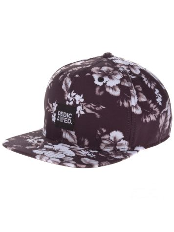 Dedicated Floral B/W Cap