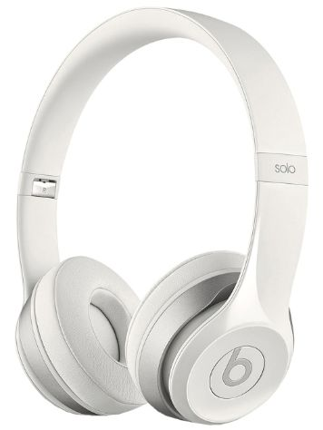 Beats Solo 2 White Headphones