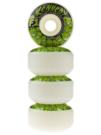Spitfire F1 Streetburners Trunk Kush Kennedy 51mm Whe
