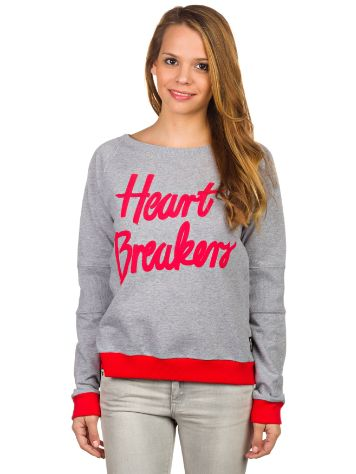 Fun Time Heart Breakers Crewneck Sweater