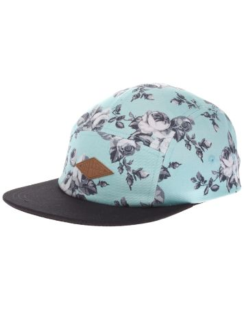 Empyre Girls Bettty 5 Panel Cap MintFloral