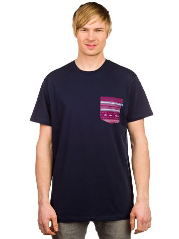 Vans Native Stripe Pocket T-Shirt