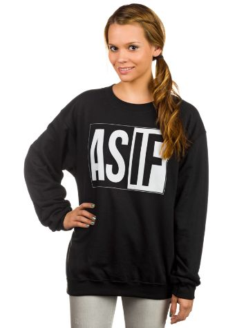 Empyre Girls As Is Pullover Crew Sweater