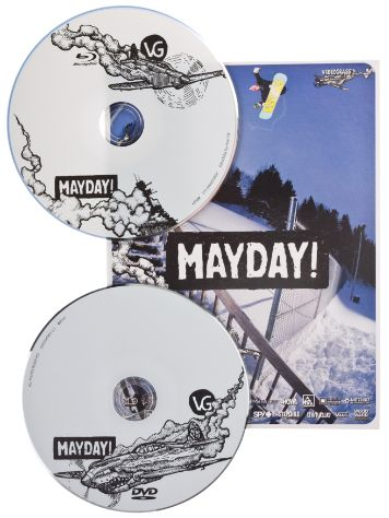 Videograss Mayday DVD/Blueray Combo