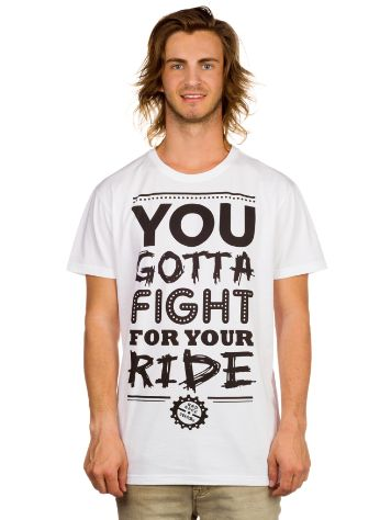 Iriedaily Fight Your Ride T-Shirt