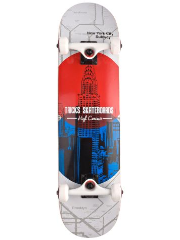 "Tricks Subway High 7.75"" Complete"