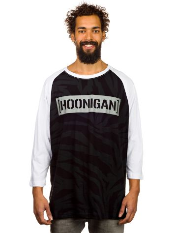Hoonigan Gym 7 Censor Bar T-Shirt LS