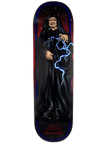 "Santa Cruz Star Wars The Emperor 8.375"" Skateboard Deck"