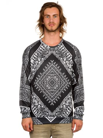 Like Life Paisley Sweater