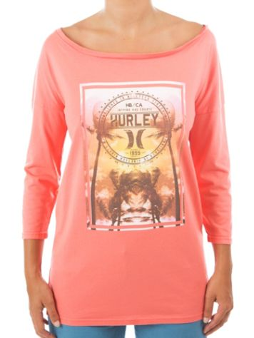 Hurley Try T-Shirt LS