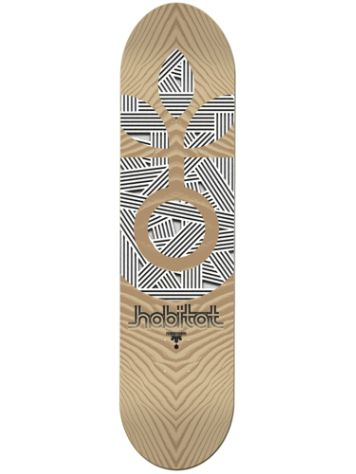 "Habitat Terra Form Medium 8.125"" Deck"