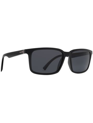 Von Zipper Pinch Shades Black Satin