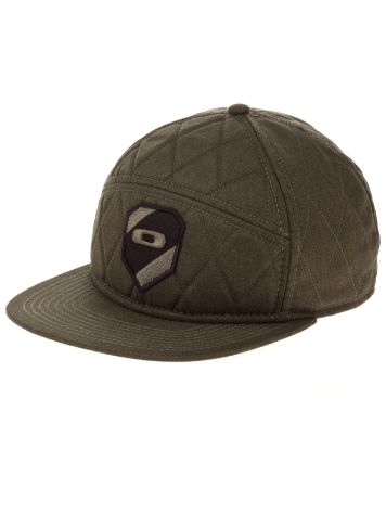 Oakley Quilted Patch Cap
