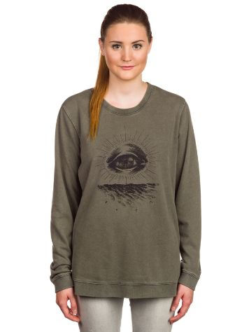 RVCA Eye Sea Crew Sweater
