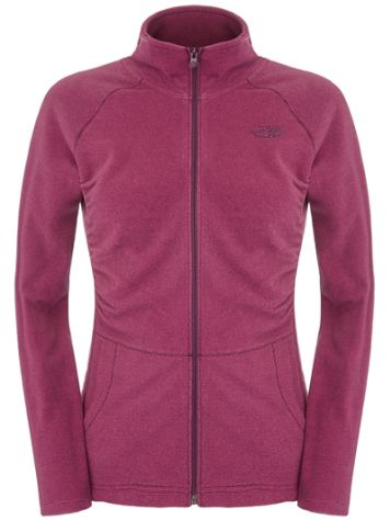 The North Face Mezzaluna Full Zip Fleece Jacket