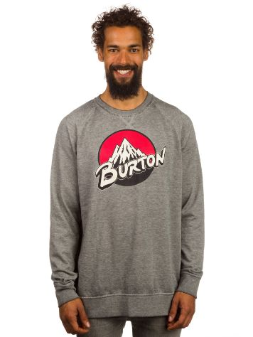 Burton Retro Lockup Crew Sweater