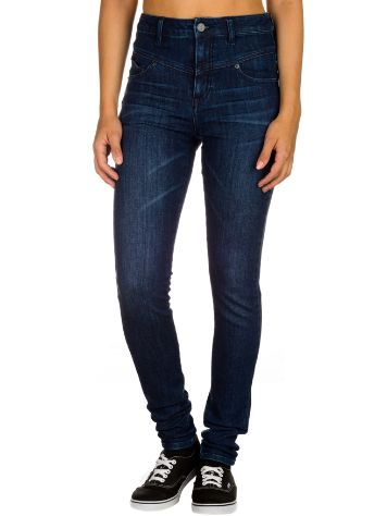 Volcom High Waisted Skinny Jeans