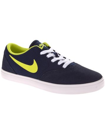 Nike SB Check (GS) Skate Shoes Boys