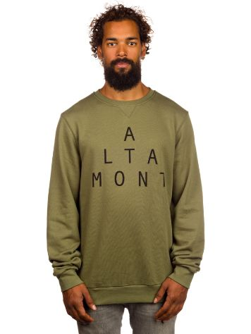 Altamont Antisec Crew Sweater