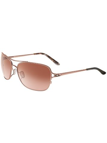 Oakley Conquest polished rose gold/brown mosaic