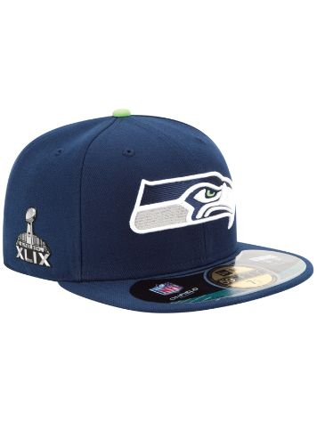 New Era Super Bowl NFL15 Seattle Seahawks Cap